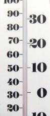 画像3: ヴィンテージ・ハビタ温度計 (3)