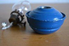 画像4: ケリーランプ/ブルー×クリアガラス (4)