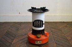 画像1: バーラー64cクッカーストーブ/オレンジ×ホワイト (1)