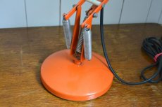 画像8: アングルポイズAPEX90・デスクランプ/オレンジ (8)