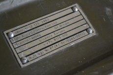 画像4: ドイツZARGES社イギリス軍折り畳みアルミコンテナ (4)