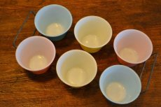 画像4: JAJパイレックス・カスタードカップセット (4)