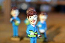 画像5: THE Beatlesビートルズ首振り人形セット (5)