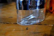 画像6: ガラススキットルS/革カバー茶 (6)
