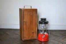 画像1: TILLEY246用木製収納ボックス (1)