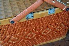 画像3: US60sピクニックバスケット/RED-MAN (3)