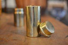 画像2: デンマーク製真鍮オイルランプ/Lサイズ (2)