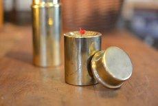 画像2: デンマーク製真鍮オイルランプ/Mサイズ (2)