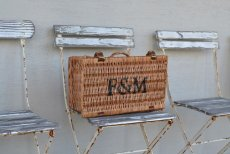 画像8: F&MハンパーバスケットM (8)