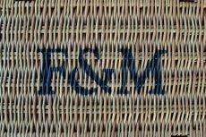 画像5: F&MハンパーバスケットM (5)