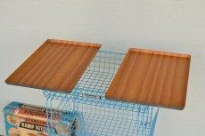 画像3: レア!60s BEANSTALKキャンプキッチンバスケット (3)