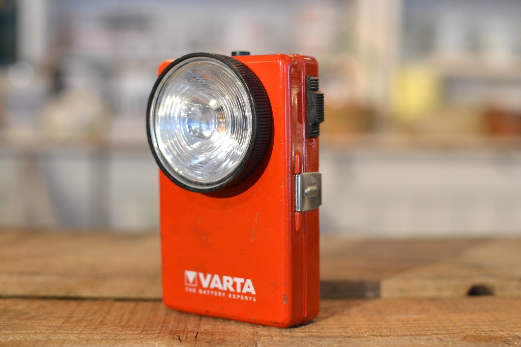 画像1: VARTAサイクルフラッシュライト (1)