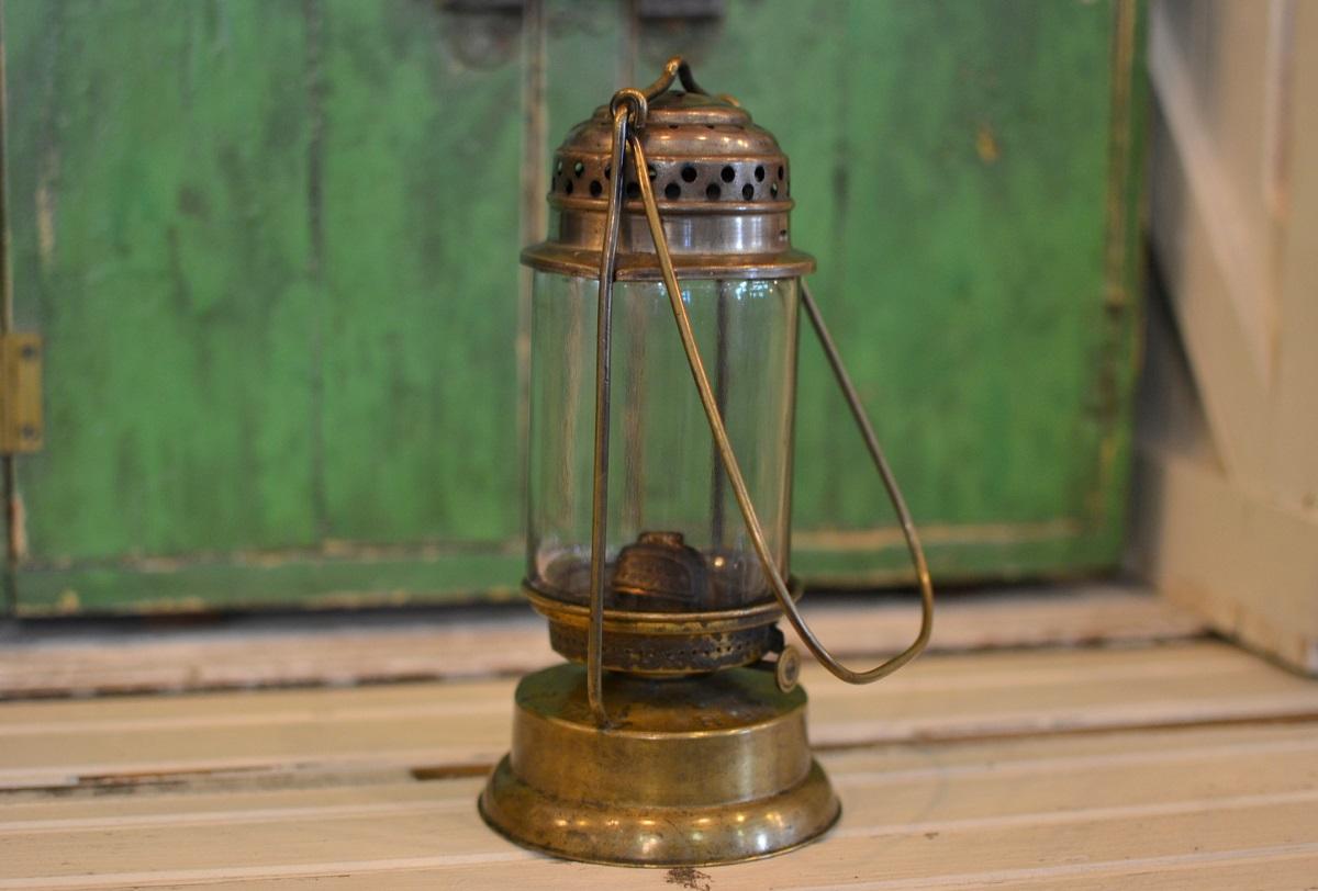 画像1: DIETZデイツ・ラケットオイルランプ (1)