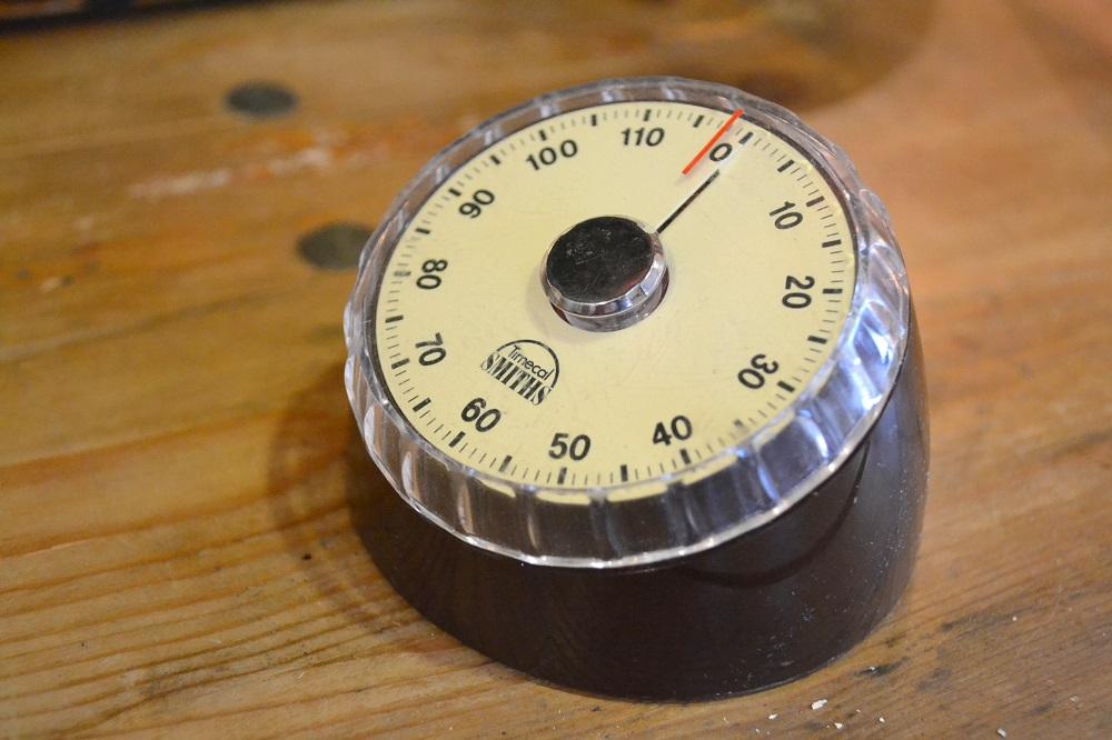 画像1: SMITHSキッチンタイマーTIMECAL (1)